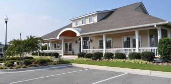 Mariner's Pointe Clubhouse - SF Ballou Construction Company
