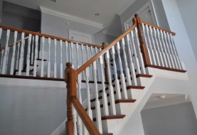 New Home Stairs