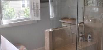 Kincheloe Bathroom - SF Ballou Construction Company
