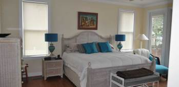 Pine Knoll Shores Bedroom - SF Ballou Construction Company