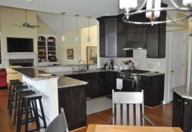 Pine Knoll Shores Kitchen