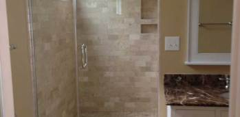Woodson Bathroom - SF Ballou Construction Company