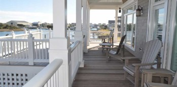 New- Home Deck - SF Ballou Construction Company