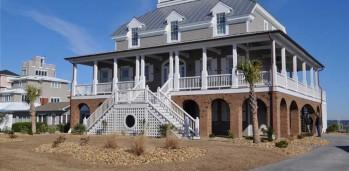 New Home Exterior - SF Ballou Construction Company