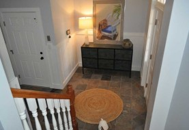 New Home Foyer