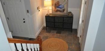 New Home Foyer - SF Ballou Construction Company