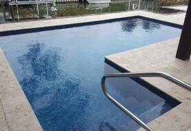 Outdoor Pool Completed